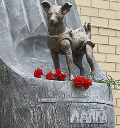 laika memorial